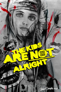 The Kids Are Not Alright by Stuart Semple